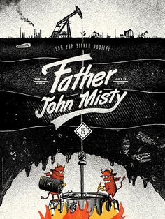 GigPosters.com - Father John Misty