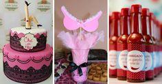 O chá de lingerie é uma versão mais moderna do tradicional chá de cozinha, o chá de lingerie é uma festa de despedida da vida de solteira entre a noiva e a