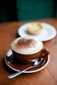 Park Lane Cafe | A perfect latte #coffee