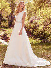 Maggie Sottero Wedding Dress Dayton 7MC395