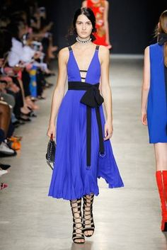Andrew Gn Spring 2018 Ready-to-Wear  Fashion Show Collection