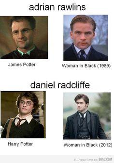 Harry Potter Love, James Potter, Harry Potter Fandom, Harry Potter Memes, Movies Quotes, Daniel Radcliffe Harry Potter, Yer A Wizard Harry, Film Serie, Books