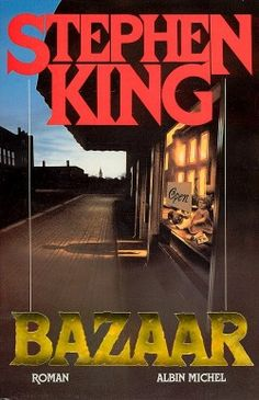 Bazaar-Stephen King