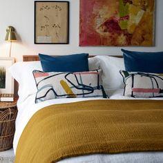 Laura Slater For Soho Home Cushion, Oblong - Living Room - Furniture Home Bedroom, Bedroom Furniture, Bedroom Decor, Black Furniture, Bedrooms, Design Bedroom, Furniture Sets, Diy Pinterest, Soho House