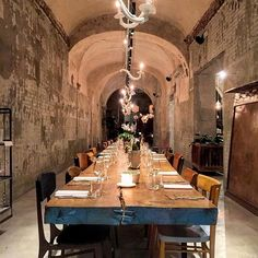 The 2016 version of the 'last supper' table on via de'ginori, @la_menagere gets int...