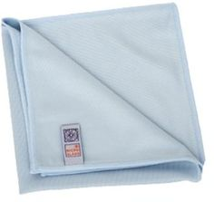 The 16 inch x 16inch microfibre cloth offers the latest technology for the best cleaning. Thousands of tiny microscopic fibres actively lift up dirt and grime and keep it locked in the cloth until rinsed with water to release the dirt, ensuring surfaces are ultra-clean.