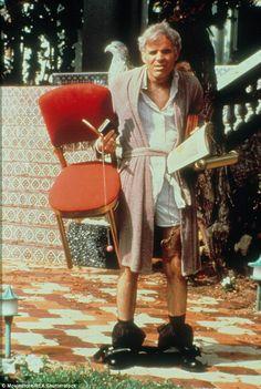 Classic: Steve Martin made his mark in films in 1979's The Jerk