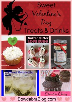 Sweet Valentines Day Treats