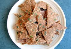 Raw Sweet Potato Pumpkin Seed Crackers. Savor the fall and utilize pumpkins with this simple sweet potato pumpkin seed cracker recipe. All raw, vegan, and a really crunchy snack.