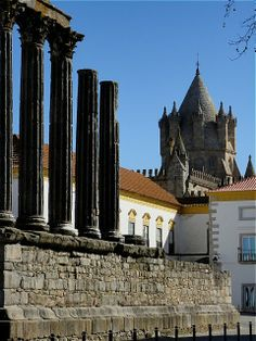 Evora, Portugal #I like travel#