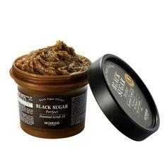 SkinfoodBlack Sugar Perfect Essential Scrub 2X