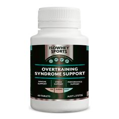 IsoWhey® Sports Overtraining Syndrome Support - Post Workout & Recovery - Supplements/Nutrition