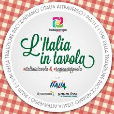 #viaggiandosimpara parla di #italiaintavola