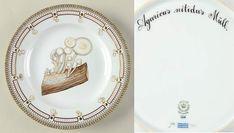 Flora Danica Fungi Collection Dinner Plate by Royal Copenhagen Flora Danica, Mushroom Art, Royal Copenhagen, Fungi, Dinner Plates, Decorative Plates, Entertaining, Crafts, Collection