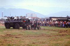 Fest der französischen Streitkräfte - Ein weiteres Bild aus dem Jahr 1983. Vielen Dank an unseren Facebook-Fan Uwe Bechtold   /*  */