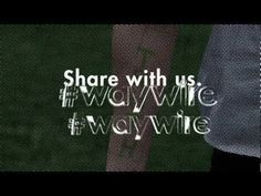 welcome to #waywire