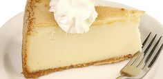 Ricotta Cheesecake from Food Network