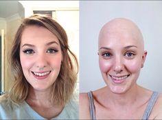 WEBSTA @ bald.girls - #baldhead #baldgirl #bald #shininghead #cleanshaven #baldwomen #headshave #smoothhead #shorthair