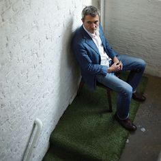 British furniture designer Matthew Hilton