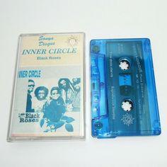 Inner Circel – Black Roses Cassette Tape Morocco Paper Label Brand New #ReggaePopReggae Cover, Blankets