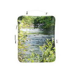 River Runs Through It Square Backpack (Model1618)