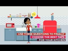 Choosing the right mixer taps for your kitchen sink is very essential. Buy the best kitchen sinks, taps, and water filters that match your home theme. Best Kitchen Sinks, Kitchen Taps, Home Themes, Plumbing Problems, Choose The Right, Problem And Solution, Choices, Family Guy, Good Things
