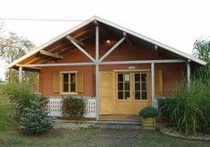Idei de case mici din lemn - confortul la indemana oricui