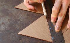 Scoring Cardboard