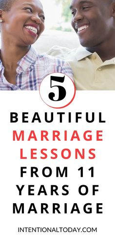 It's through self-study that we discover areas we need to grow, confront our own issues, and take responsibility. Here are top 5 marriage lessons from my eleven years of marriage to help you create a deeper, more fulfilling marriage #marriageadvice #newlywedadvice #marriage #intentionaltoday #couplegoals #maturemarriage #marriageessentials #marriagelessons