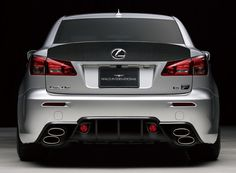 Lexus IS-F Wald  www.dealerdonts.com