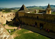 Ľubovňa Castle, Slovakia Central And Eastern Europe, Heart Of Europe, Big Country, Palaces, Czech Republic, Homeland, Family History, The Good Place, Buildings