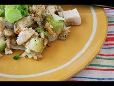 Broccoli-Chicken Casserole from Gooseberry Patch