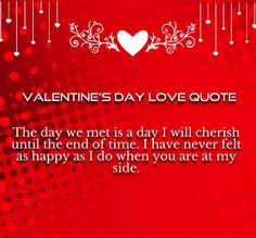 Valentines Day Quotes Valentine's Day Quotes To Make It Best Everhomearena  Pinterest .