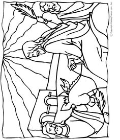 palm sunday coloring pages free - 1000 images about easter crafts and activities on