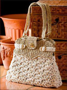 Roberta Crochet y Cia: Bags