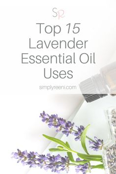 Lavender essential oil has been used for over 2,500 years and is one of the most popular essential oils. Its popularity is due to its many beneficial uses! Here are the top 15 lavender essential oil uses!