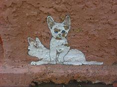 Arizona Has The Best Cat Street Art