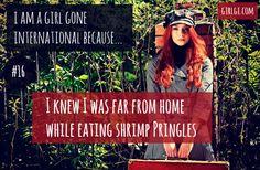 Week 3 – I am a GGI because .. | Girl Gone International #expat #travel