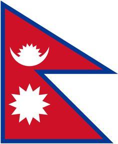 Bandeira de Nepal