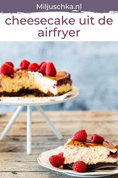 Sweet Bakery, Pie Dessert, Air Fryer Recipes, Love Food, Cake Recipes, Cheesecake, Oven, Favorite Recipes, Sweets