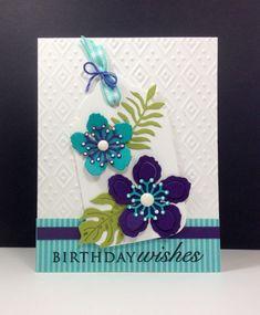 CC578 DT Sample- Maura's card