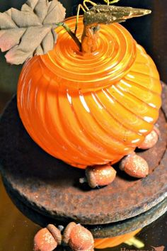 s why everyone is loving these cheap glass globes, lighting, repurposing upcycling, They can even be painted fun pumpkin colors