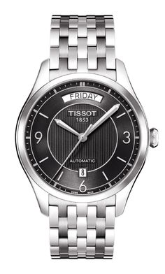 Tissot T-One Automatic black.