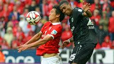 Mainz 05 : Hannover 96 0-0