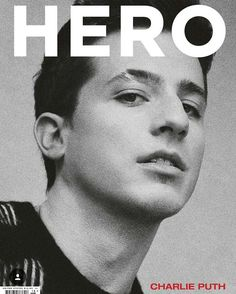 Charlie Puth #singer #Hero #sing