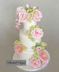 Such a gorgeous cake!