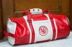 aebb67e610 Vintage University of Nebraska Duffle Bag