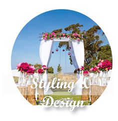 Circle of Love Wedding Ceremony | Styling | Decoration Hire