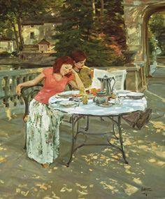 Honeymoon. by David P. Hettinger davidhettinger.com