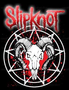 Design a T-Shirt For Slipknot | Creative Allies